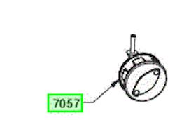 Roboyagi Framhjul vänster / Höger Beställningsvara