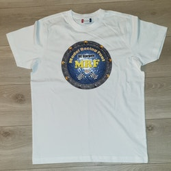 T-Skjorte m/Logo - Hvit