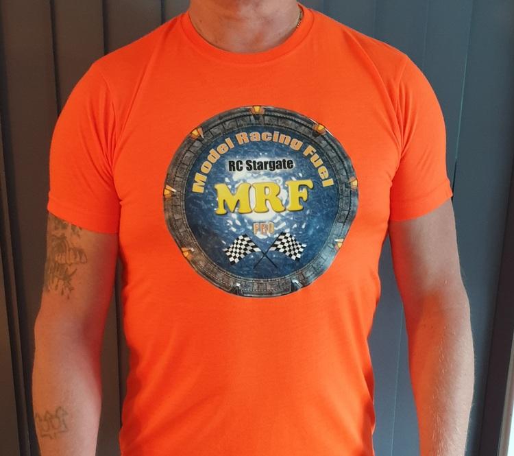 T-Skjorte m/Logo - Orrange