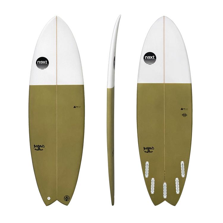 Next Surfboards Dead Fish 6`0...35.5L