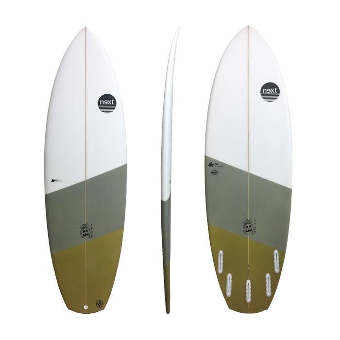 Next Surfboards New Stub 6`1...38.8L