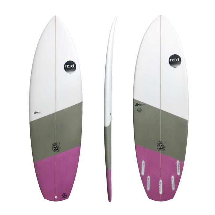 Next Surfboards New Stub 6`3...41.8L