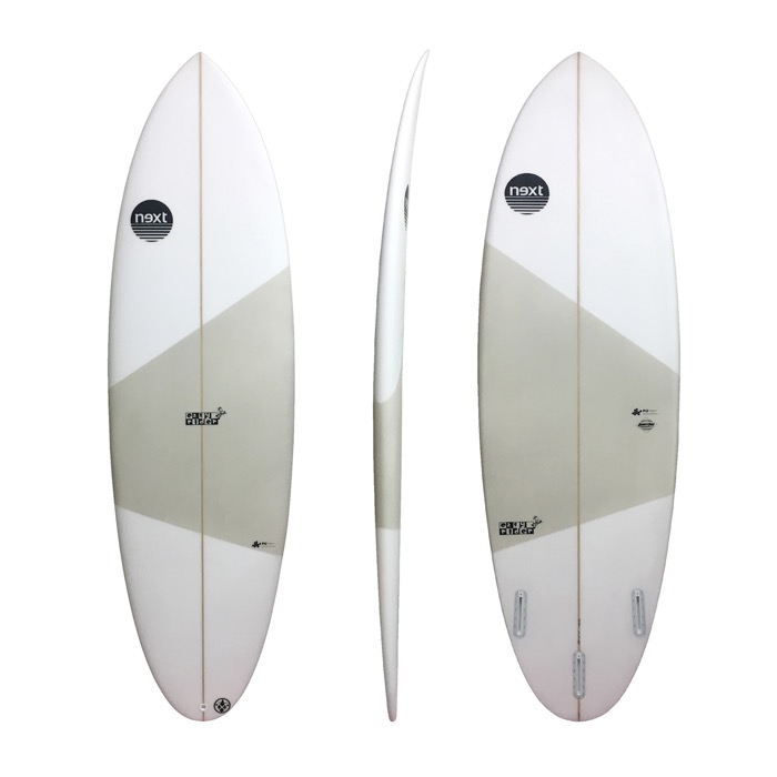 Next Surfboards Easy Rider 6`2...39.2L