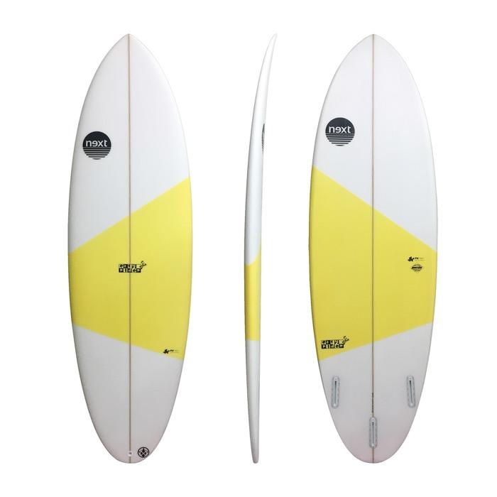 Next Surfboards Easy Rider 6`4...42.7L