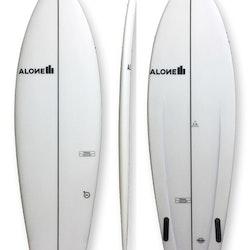 """Alone Surfboards Twinny 5'4"""" PU"""