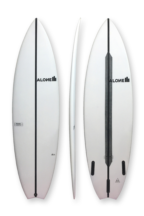 Alone Surfboards Thirteen 6`0  PU