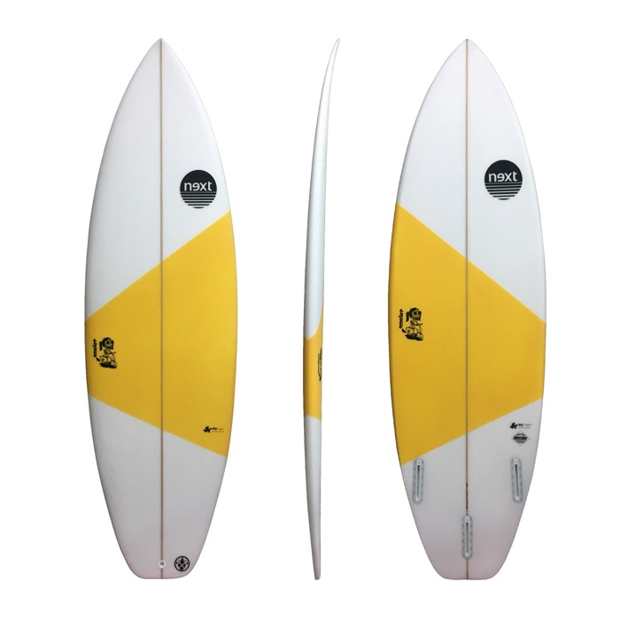 Next Surfboards Scooter