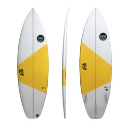 Next Surfboards Scooter 5`10...34.7L