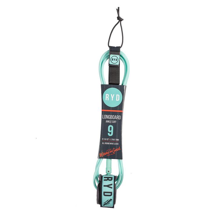RYD Longboard Ankle 9ft 7mm Leash