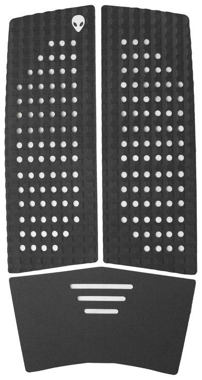 LUNASURF 3 Piece Front Deck Grip White