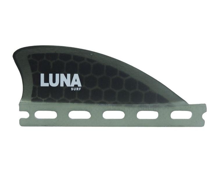 Lunasurf Futures Fins Luna TMF Knubster Quad Fin Stabiliser