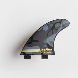 Featherfins JOAN DURU ATHLETE SERIES FCS-1 Double Tab systems