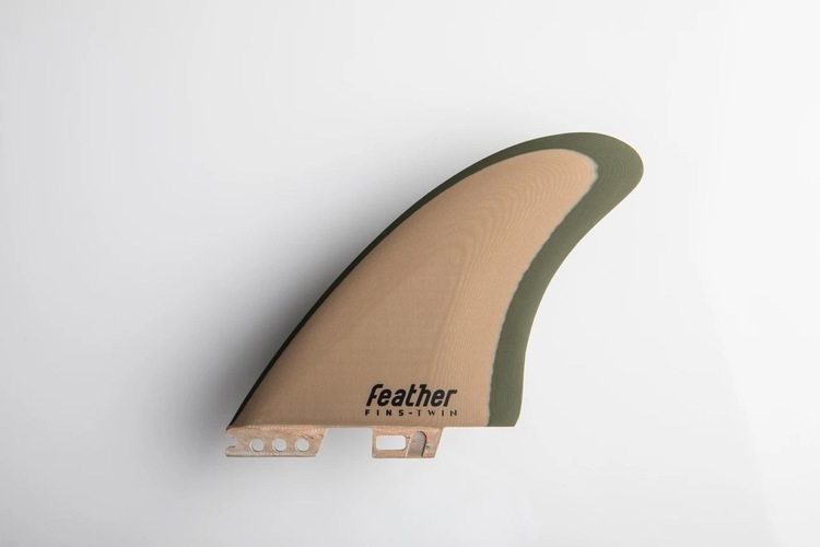 Featherfins MODERN KEEL FOREST FCS-1 Double Tab systems