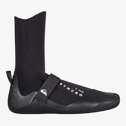 Quiksilver 3mm Syncro Round Toe Wetsuit Boot