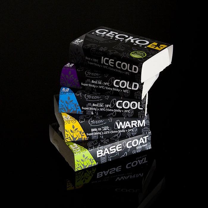 Gecko wax, økoligisk, ikke giftig.