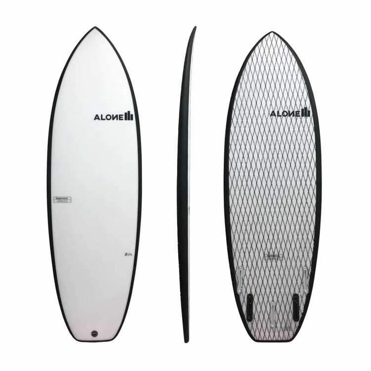 "Alone Surfboards Supernova 5'6"" EPS"