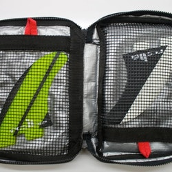 Island Style surfers Fins/Tool Kit Bag