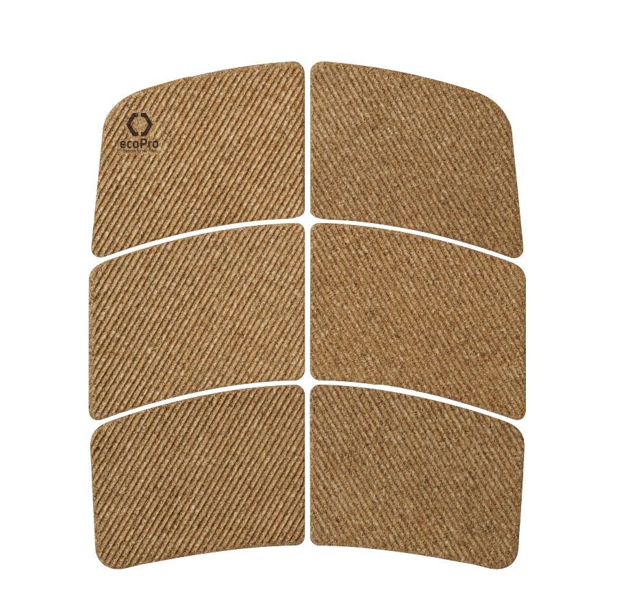 EcoPro Front Pad 6 Pieces
