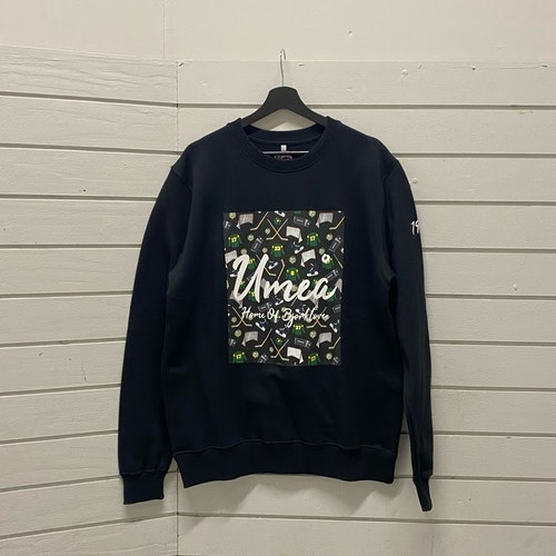 SWEATSHIRT HOME OF SVART