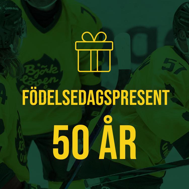 FÖDELSEDAGSPAKET 50ÅR