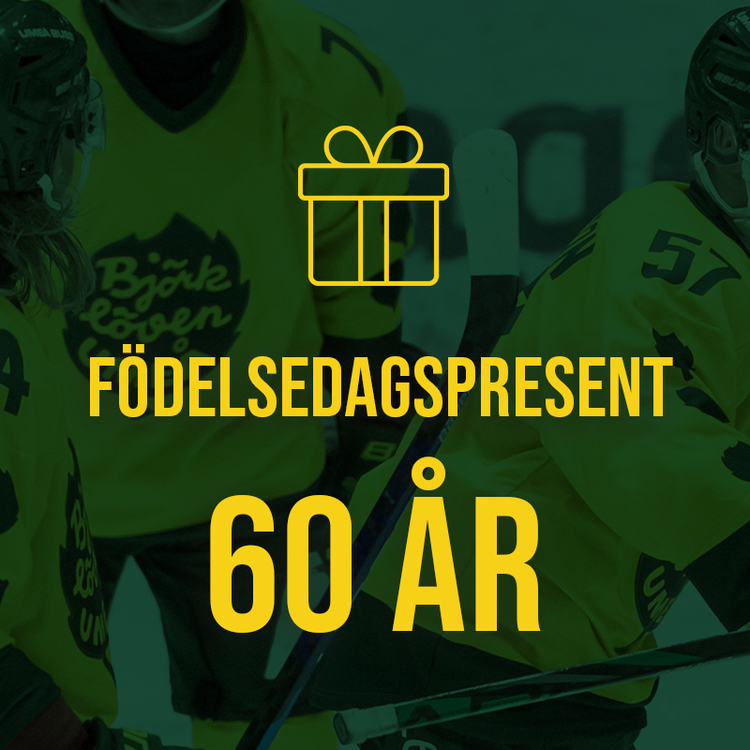 FÖDELSEDAGSPAKET 60ÅR