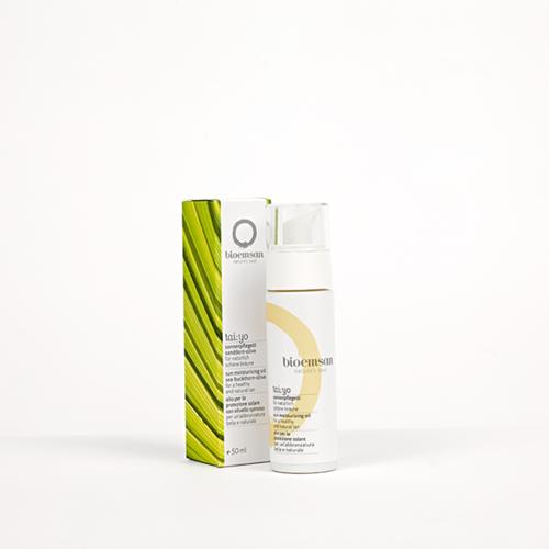 Sololja havtorn och oliv
