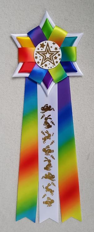Lagerrosett S12RB Rainbow