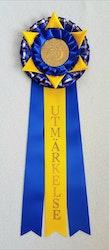 Lagerrosett ST6 - Utmärkelse