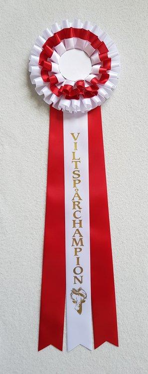 Lagerrosett STDL3 Viltspårchampion
