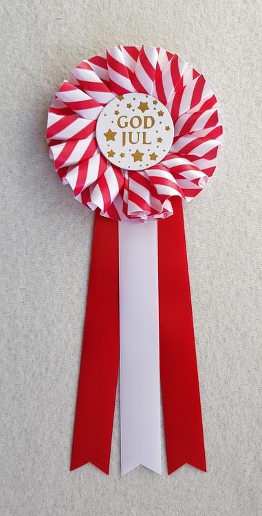 Temarosett J6 Candy, God Jul