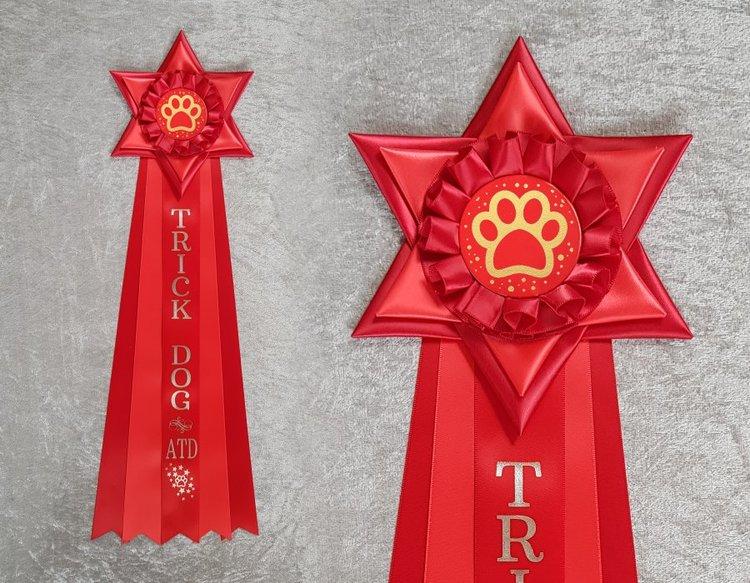 Lagerrosett TD1 Trick Dog