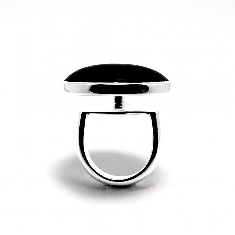 DARING - Ny stooor silverring!