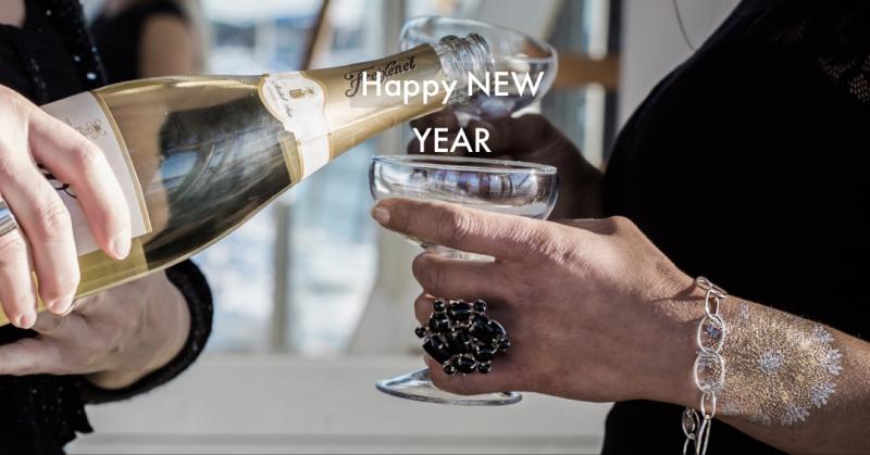 GOTT NYTT ÅR! HAPPY NEW YEAR!