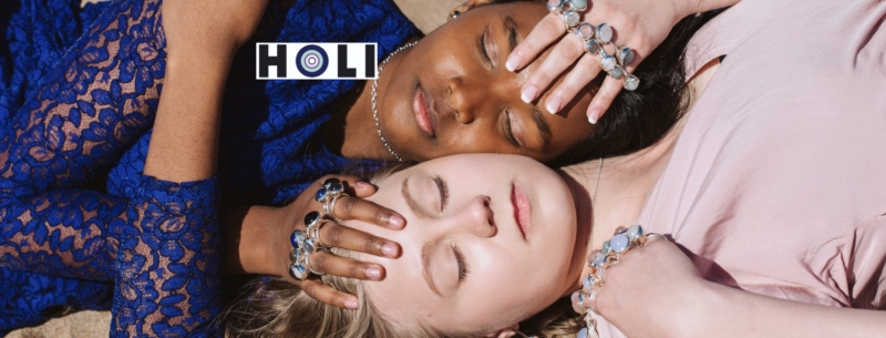 HOLI - Finally in the web shop