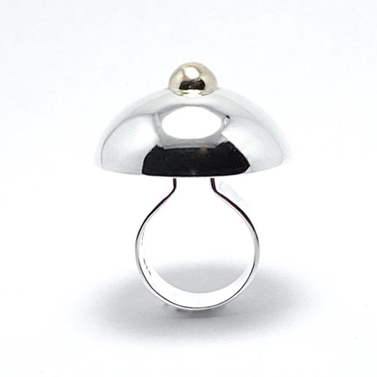 Ring MAMA - Guld