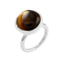 Ring HOLI Big tiger eye