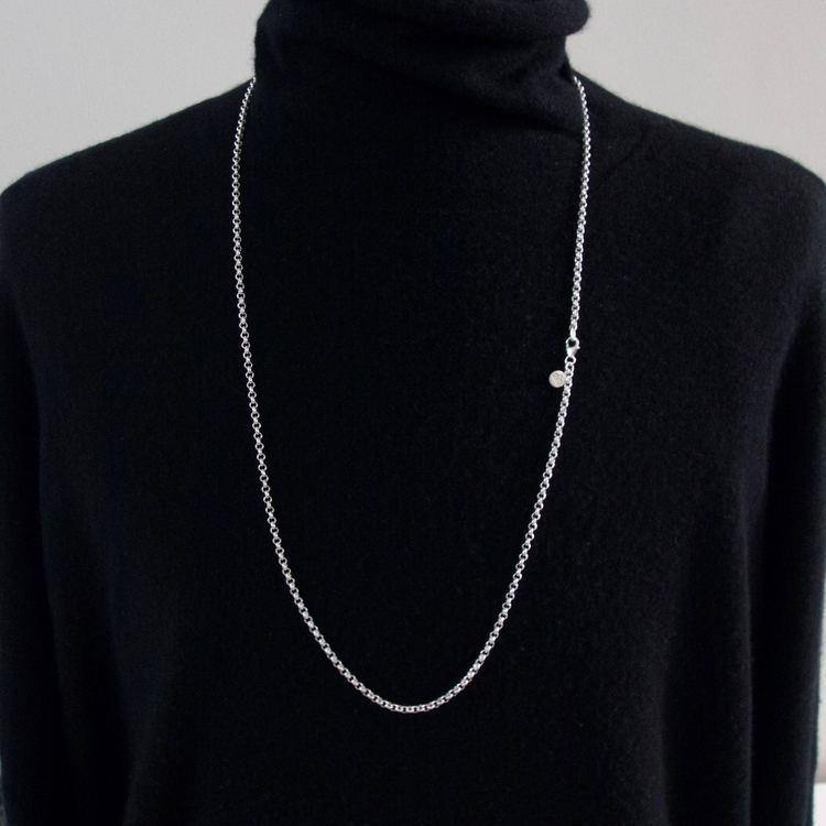 Halsband ROUND LINK