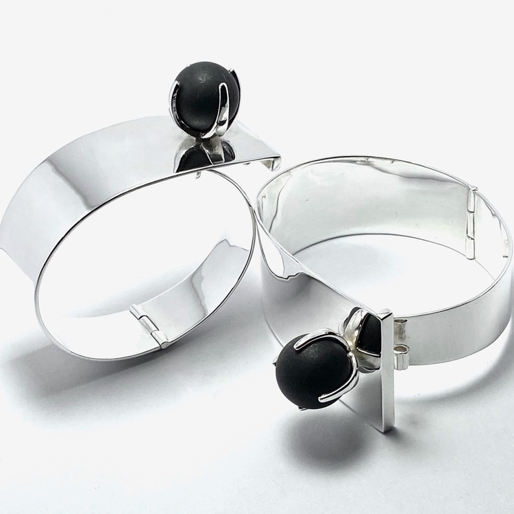 Bracelet TUX with onyx