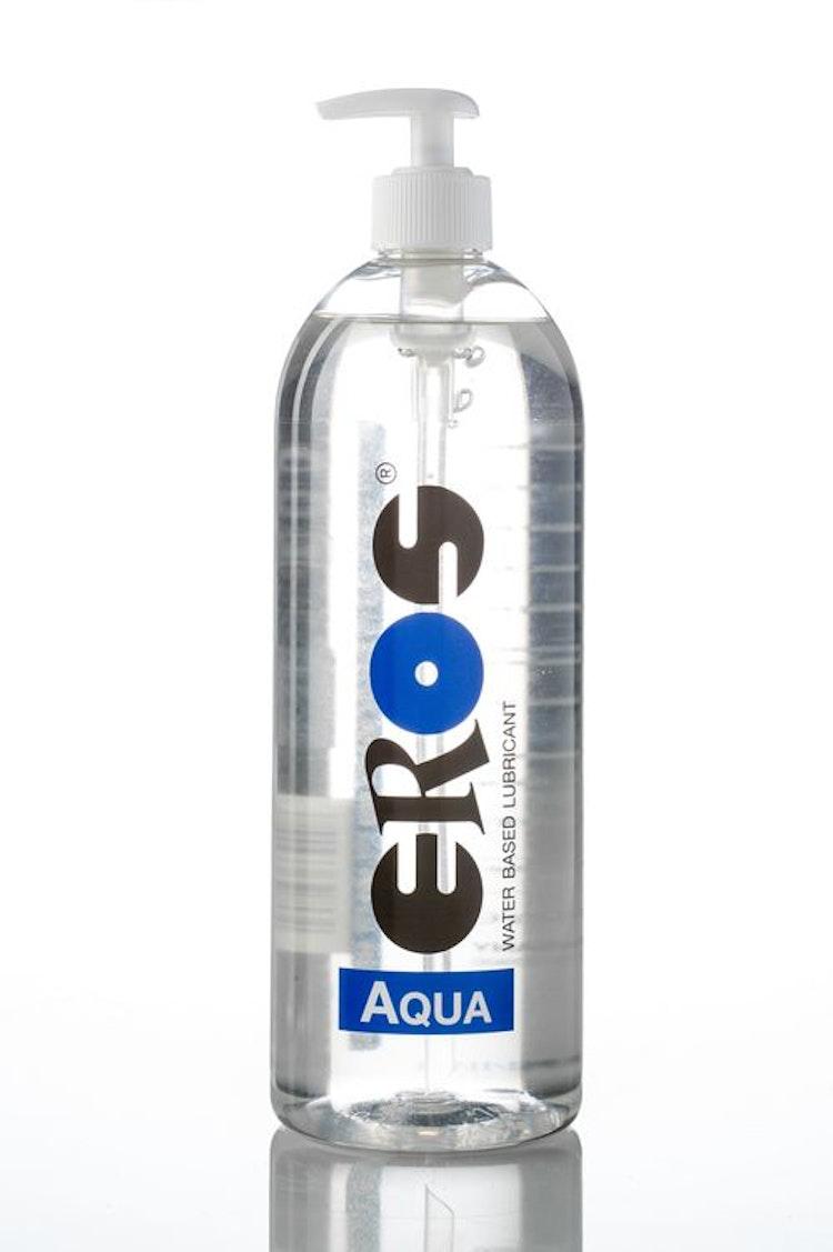 Eros Aqua Glid - 1000 ml - vattenbaserat