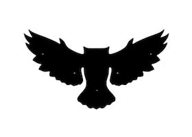 Fasaddekor Uggla
