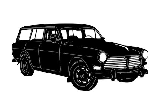 Volvo Amazon-Kombi