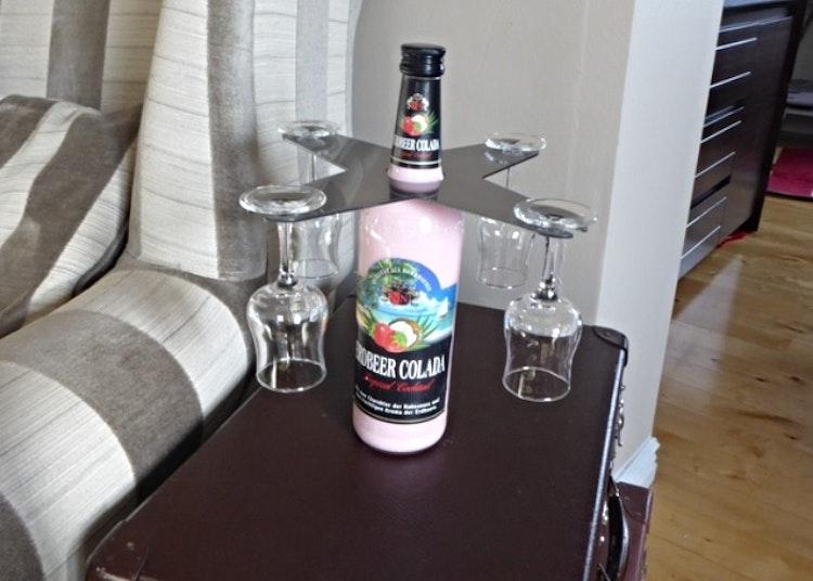 Flaskbutler Vinbetjänt