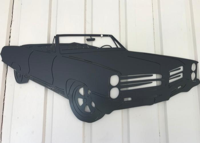 Pontiac Bonneville -66