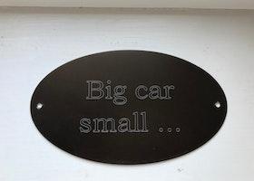 Big car small ...