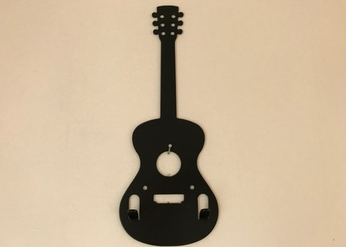 Hängare, Gitarr