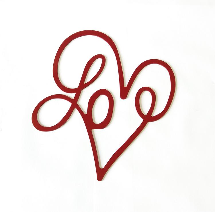 Hjärta Love - Walfridsson's Skärservice AB