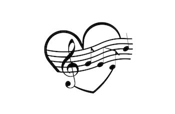 Hjärta Noter