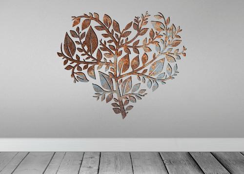 Löv-Hjärta