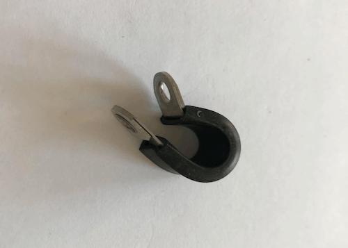 Gummiklämma 10mm