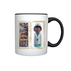 Mugg, Sjuksköterska A, Corona Hjältinna